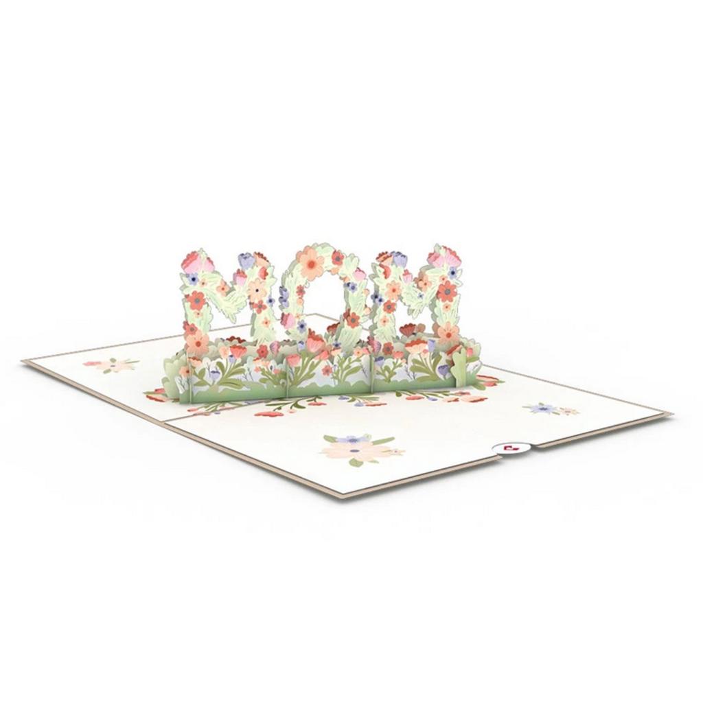Lovepop Floral Mom Pop Up Card