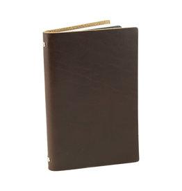 Goby Design Pocket notebook - Mahogany Cavalier