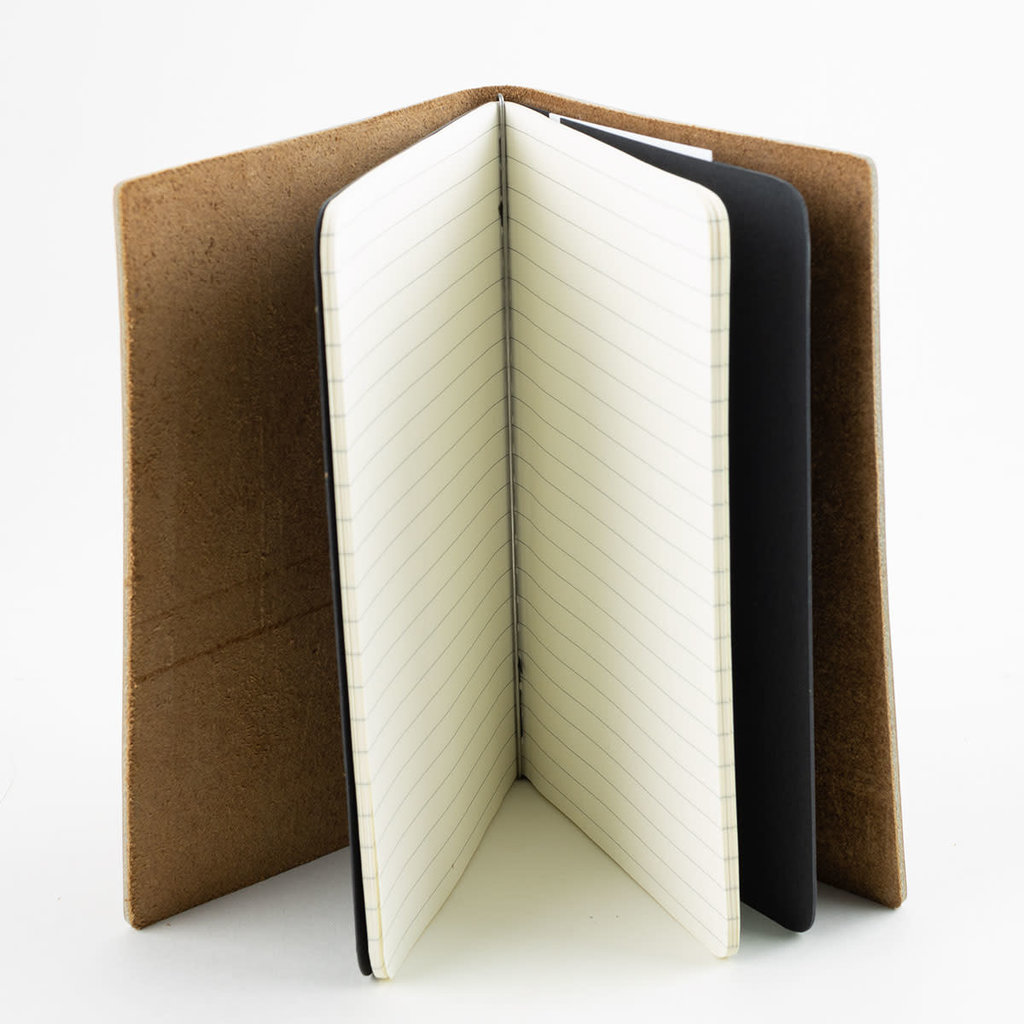 Goby Design Pocket notebook - Wheat