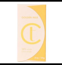 Terroir Chocolate Golden Milk 38% White Chocolate Bar