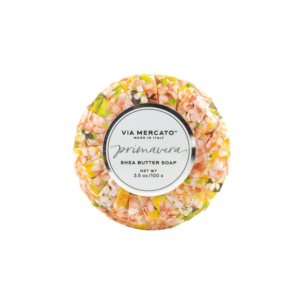 Peach Blossom Primavera Soap