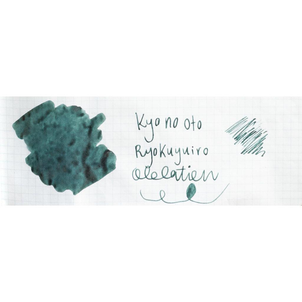 Kyo No Oto Kyo No Oto Ryokuyuiro Shimmer Ink 40ml