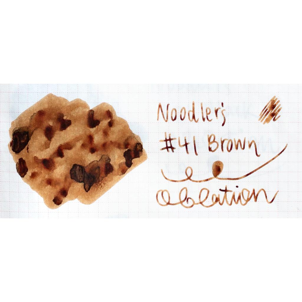 Noodler's Noodler's #41 Brown Bottled Ink 3oz