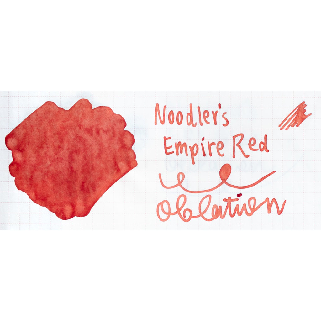 Noodler's Noodler's Empire Red Bottled Ink 3oz