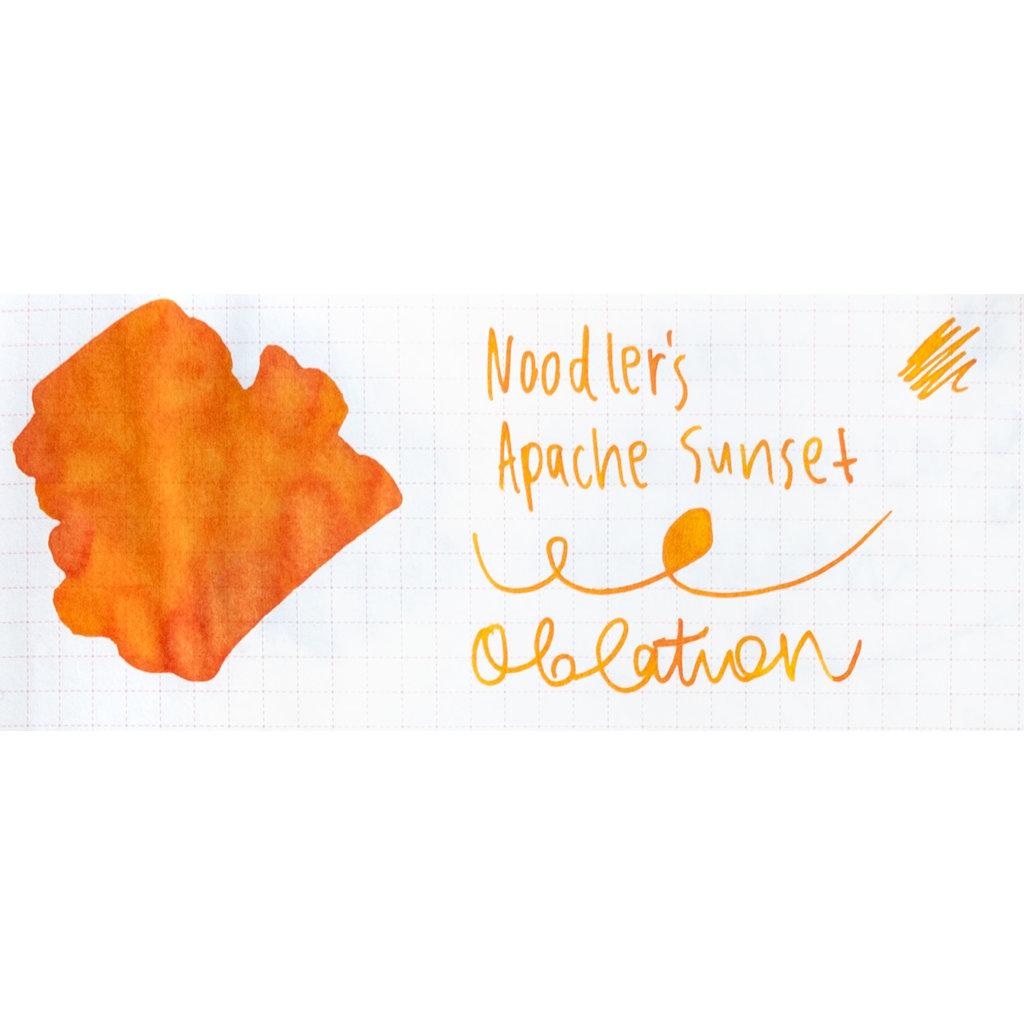 Noodler's Noodler's Bottled Ink - Apache Sunset