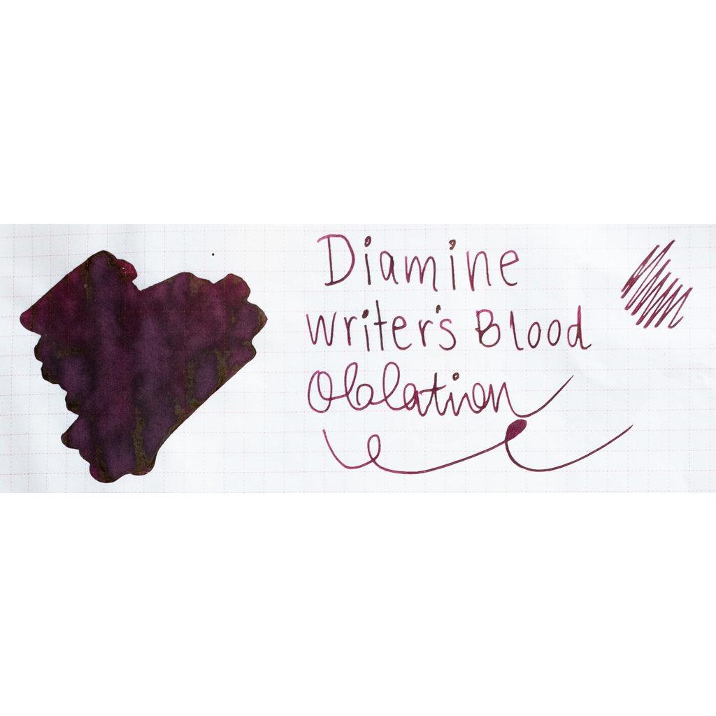 Diamine Diamine Writer's Blood Bottled Ink 80ml
