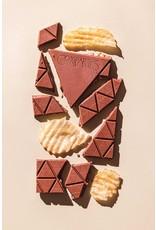 Compartes Potato Chip Crisp Chocolate Bar