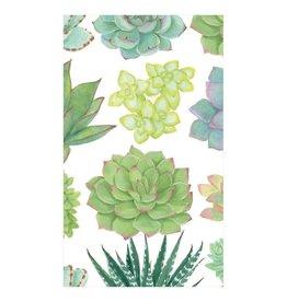 Caspari Succulents Matches