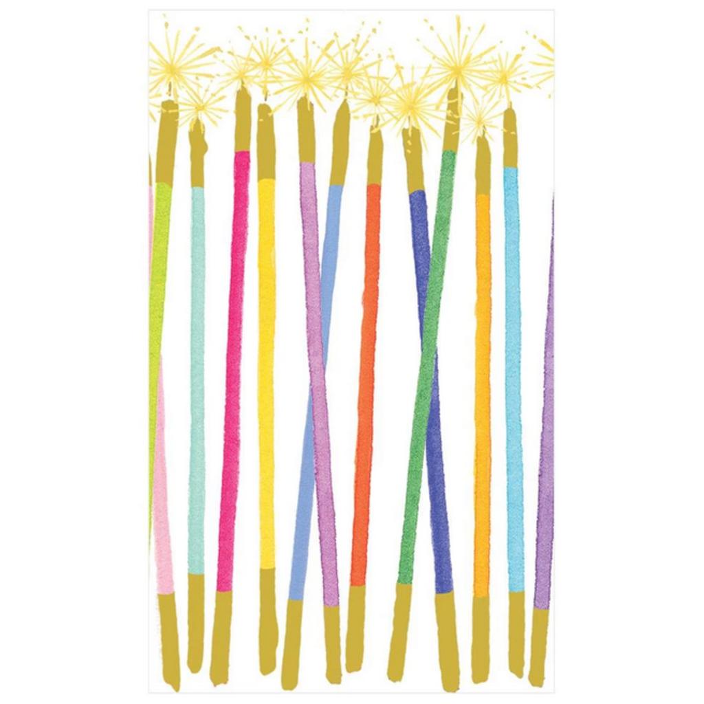 Caspari Party Candles Matches