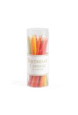 Caspari Birthday Candles - Tutti Fruitti