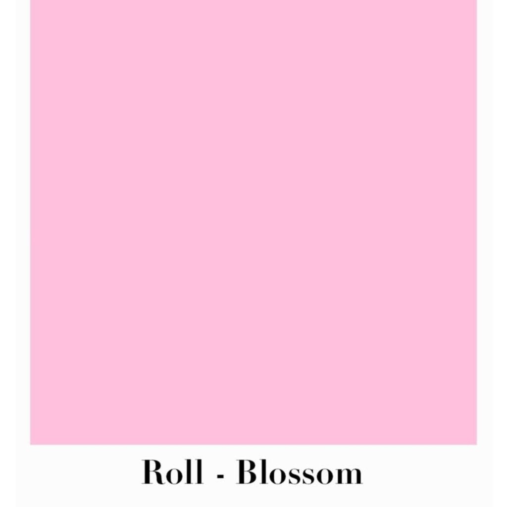 """Waste Not Paper Blossom Continuous Roll Gift Wrap - 10'x30"""""""