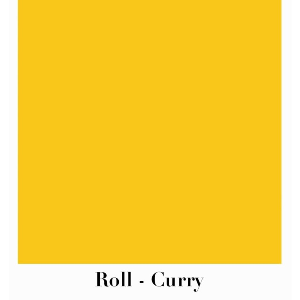 """Waste Not Paper Curry Continuous Roll Girft Wrap - 10'x30"""""""
