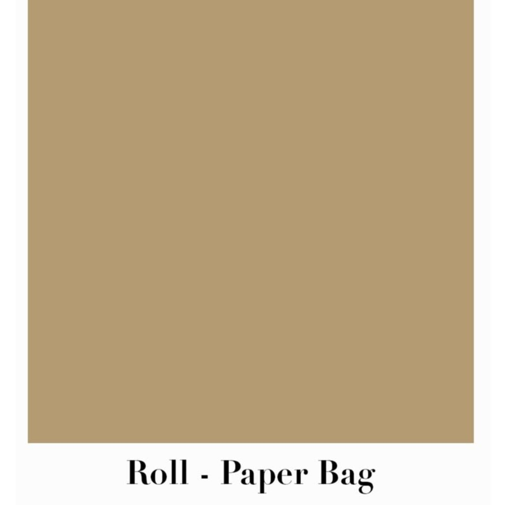 Waste Not Paper Paper Bag Continuous Roll Gift Wrap - 10'x30""