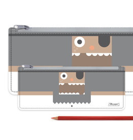 I Like Paper 2.5% Pirate Paperlike Pencil Case