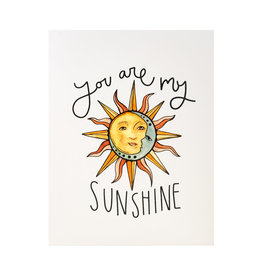 KPB Designs You Are My Sunshine Greeting Card