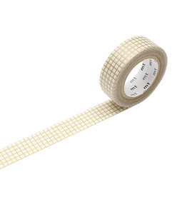 Graph Hougan Gold Washi Tape