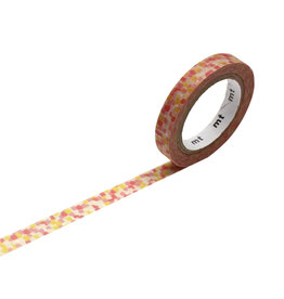 mt Overlapping Watercolors Washi Tape