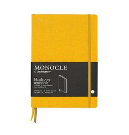Leuchtturm Monocle Notebook Composition Hardcover B5 Yellow Dot