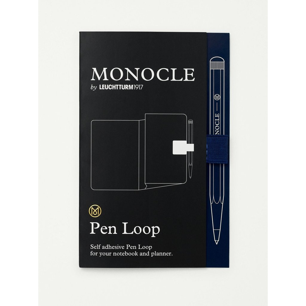Leuchtturm Monocle Navy Pen Loop