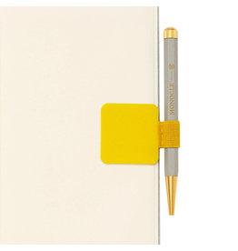 Leuchtturm Monocle Yellow Pen Loop