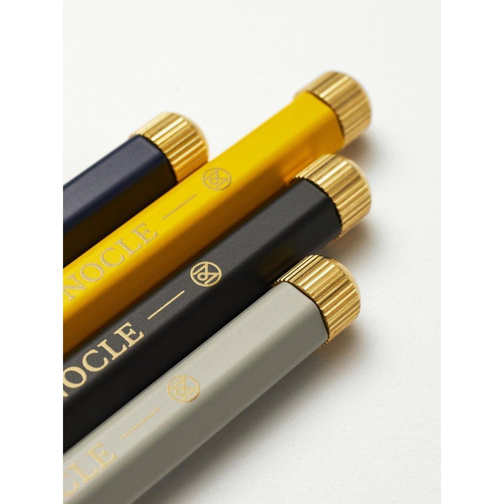 Leuchtturm Monocle Drehgriffel Light Grey Ballpoint Pen