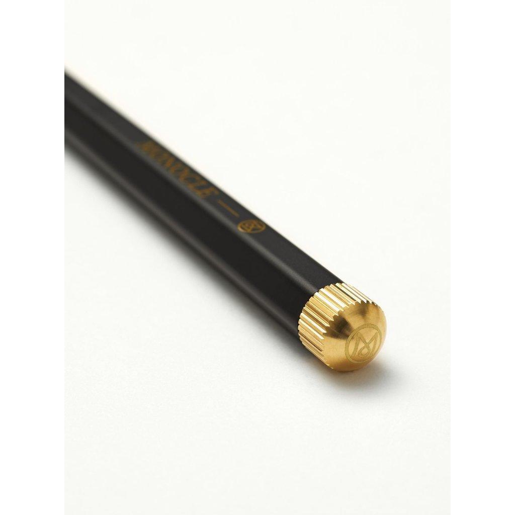 Leuchtturm Monocle Drehgriffel Black Ballpoint Pen