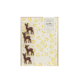 Midori Letter Set Deer with Stickers