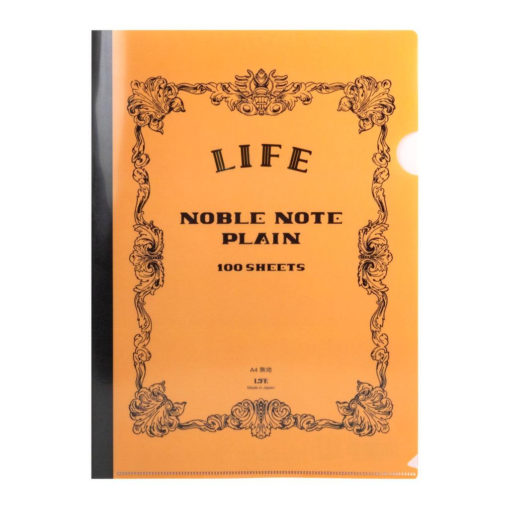 Life Life File Folder Orange