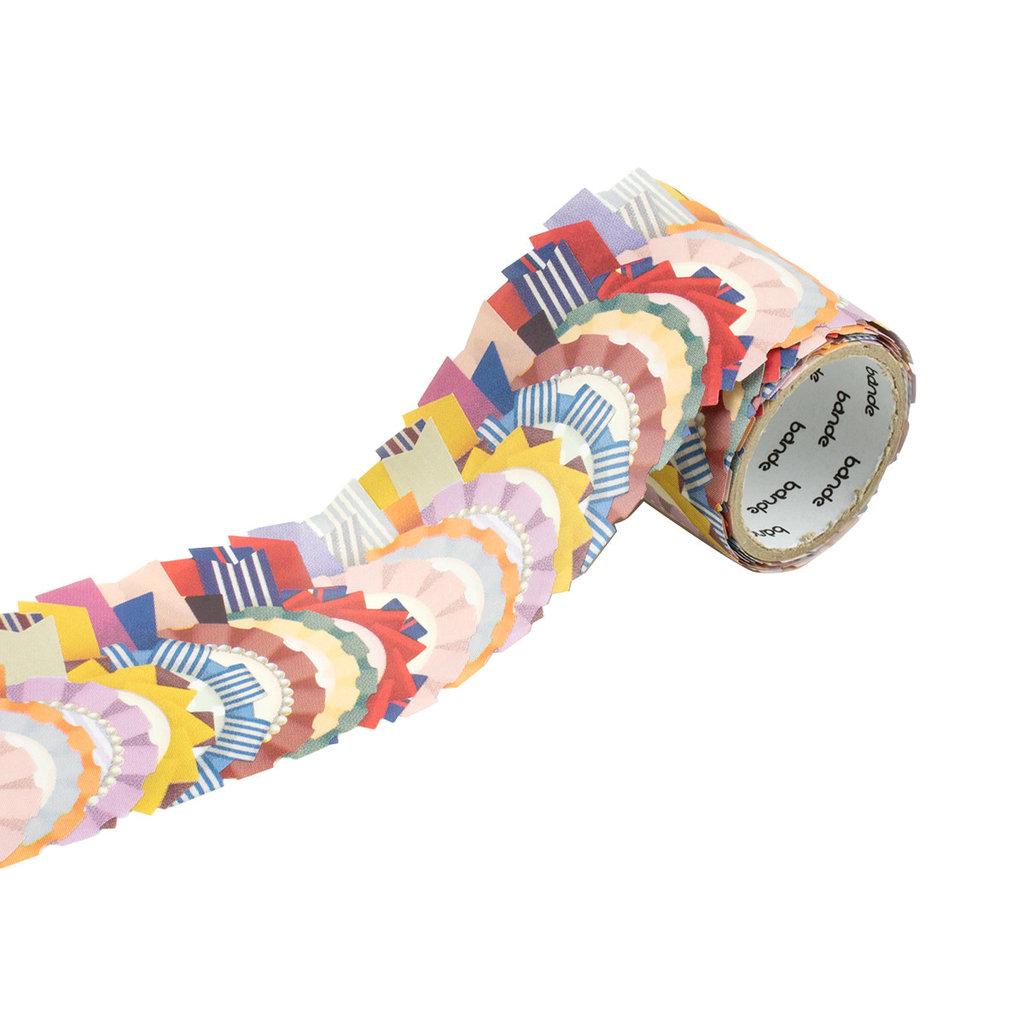 Bande Bande Washi Sticker Roll Medal