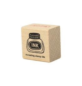 Ink Rubber Stamp