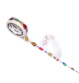 Bande Transfer Washi Tape Ornament