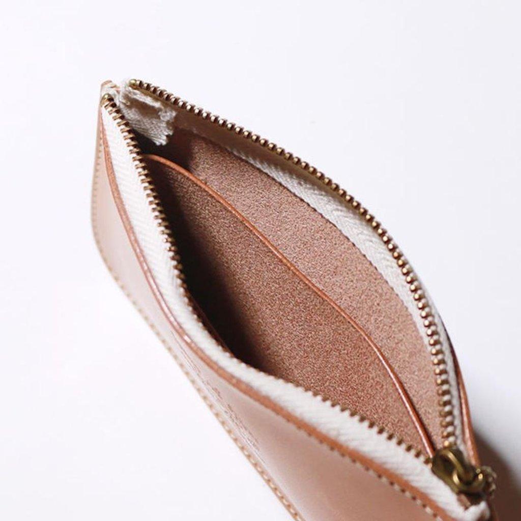 The Superior Labor The Superior Labor Natural Leather Purse