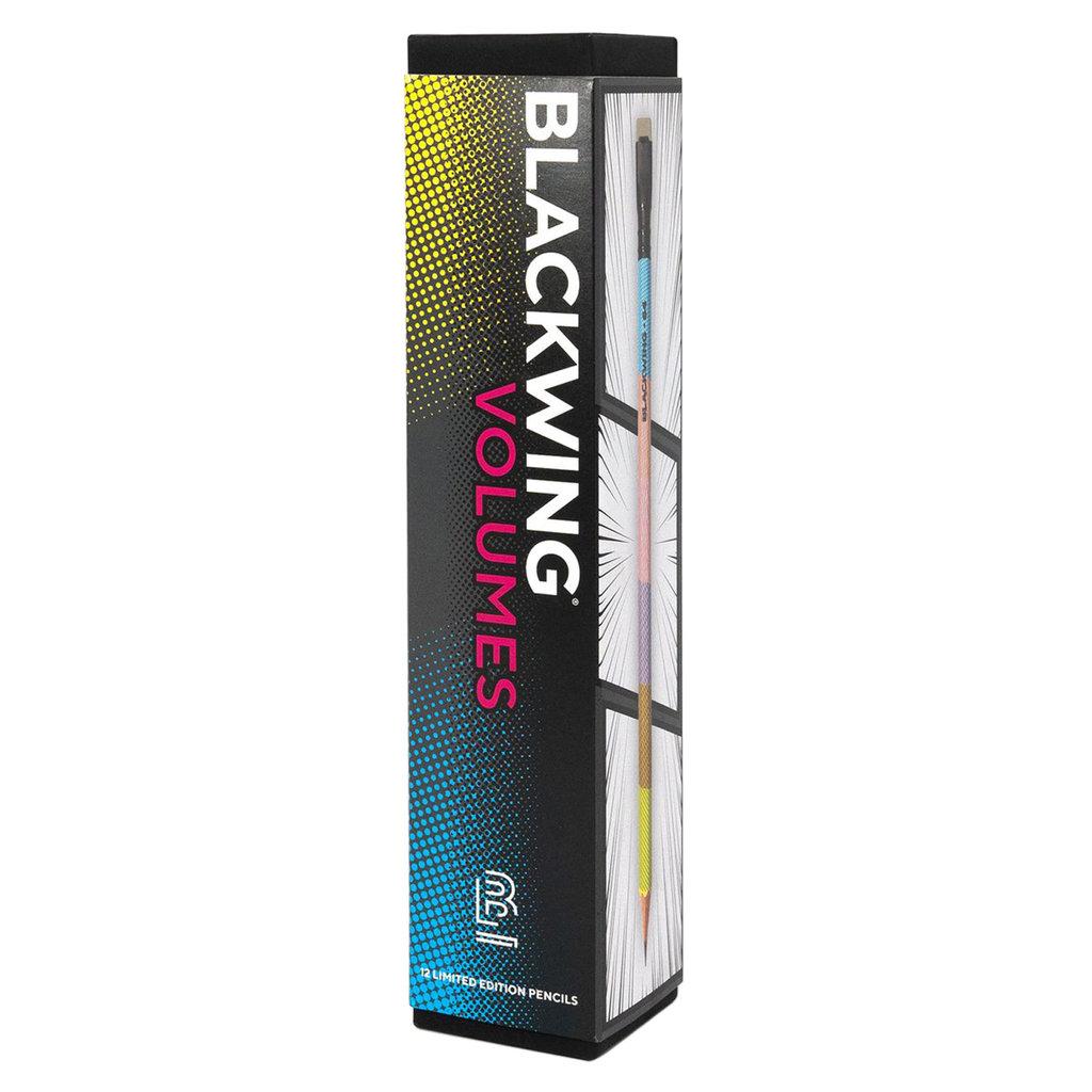 Blackwing Blackwing Volume 64 Comic Book Pencil Box of 12