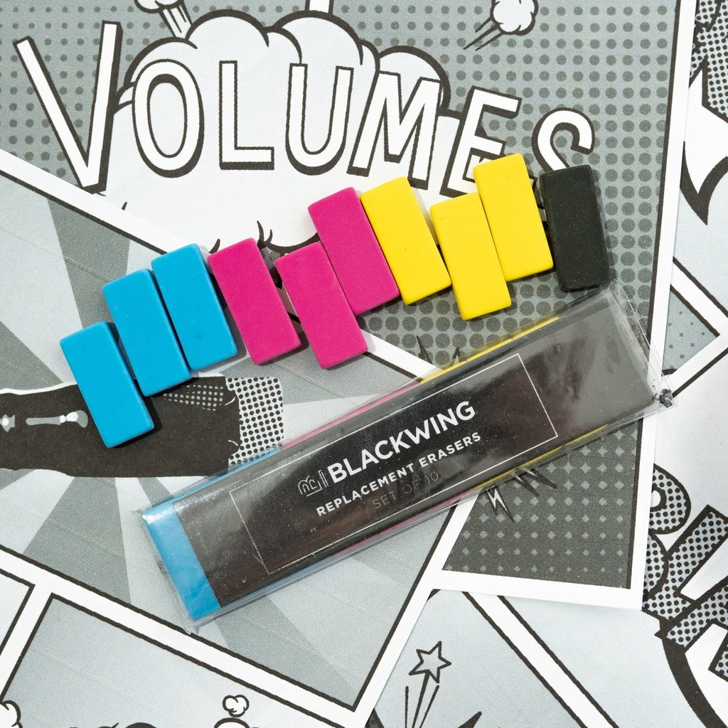 Blackwing Blackwing Volume 64 Comic Book Replacement Erasers