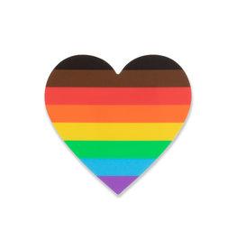Pike Street Press Pride Sticker