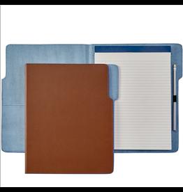 Graphic Image Workspace Hugo Portfolio - Tan Leather