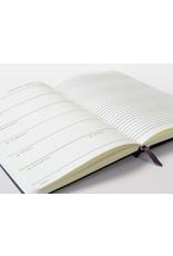 Leuchtturm Leuchtturm 2022 Weekly Planner + Notebook A5 Hardcover - Stone Blue