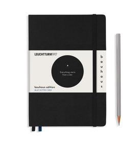 Leuchtturm A5 Black Bauhaus Special Edition Notebook Dot