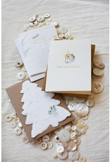 Oblation Papers & Press magical christmas unicorn card