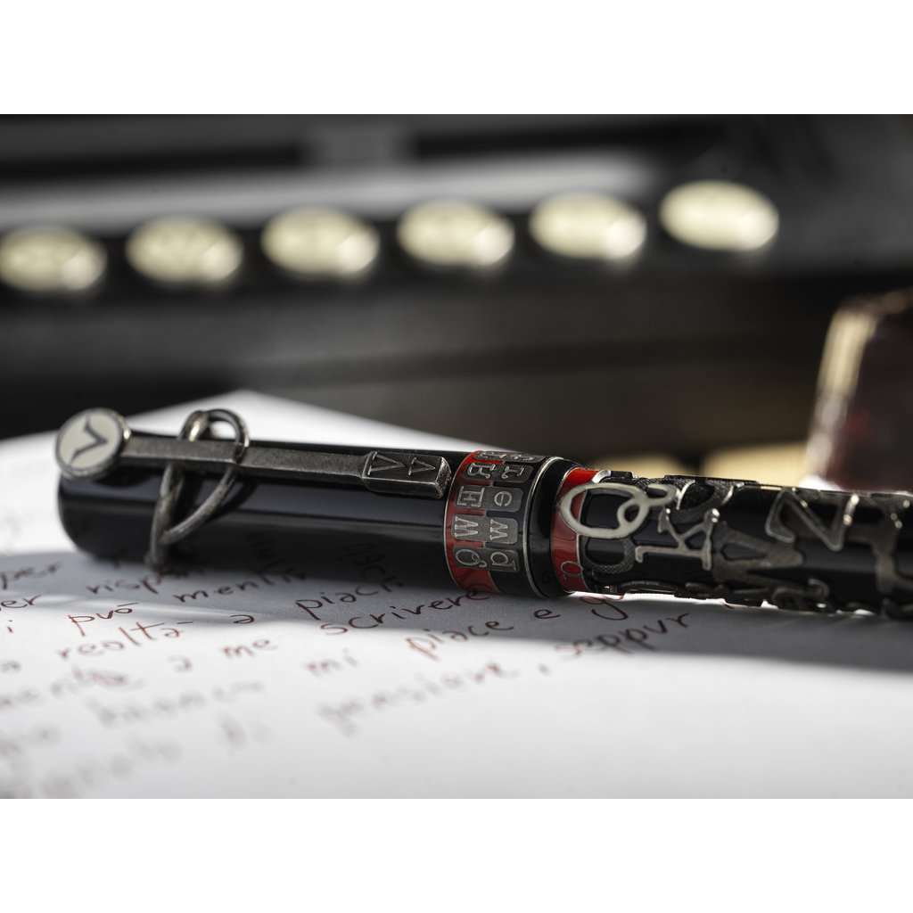 Visconti Visconti QWERTY Limited Edition Rollerball