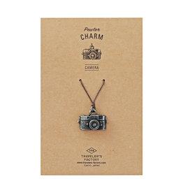 Traveler's Company Traveler's Factory Camera Charm