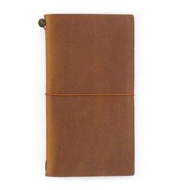 Traveler's Company Traveler's Notebook Camel
