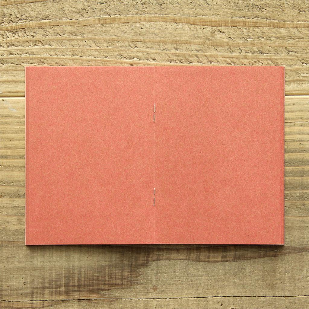 Traveler's Company Traveler's Factory Refill Pink Kraft Paper Passport