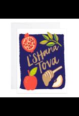 9th Letterpress L'Shana Tova
