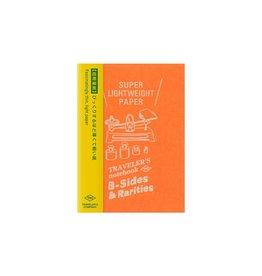 Traveler's Company Refill Super Lightweight Paper Passport B-Side