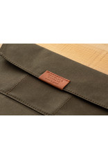 Traveler's Company Cotton Zipper Case Olive B-Side