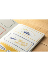 Traveler's Company Refill Message Card B-Side