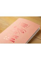 Traveler's Company Refill Sticker Release Paper B-Side