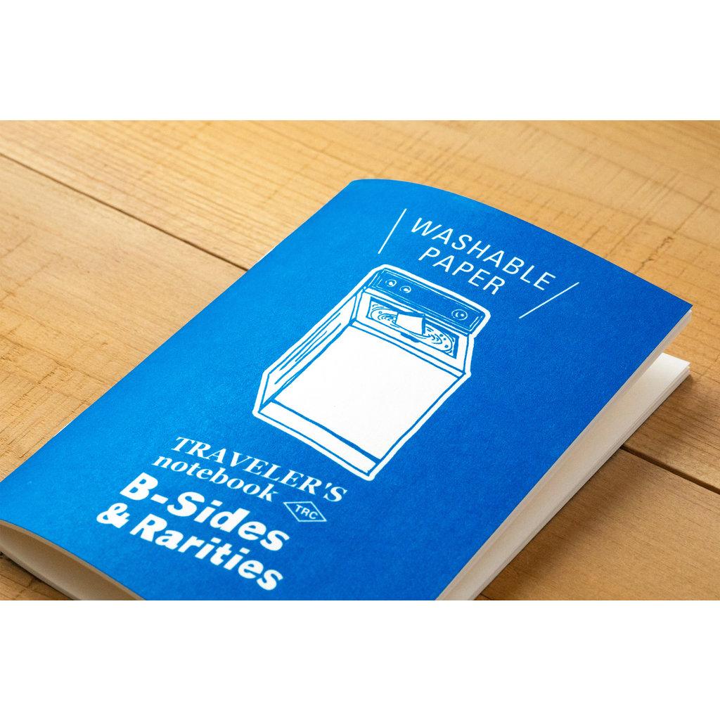 Traveler's Company Refill Washable Paper Passport B-Side