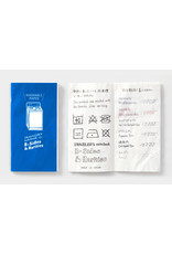 Traveler's Company Refill Washable Paper B-Side